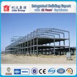 Здание стальной рамки