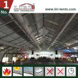 Centre d'exposition de tente de courbe avec AC à vendre