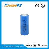 Uso de Er14335 3.6V 1650mAh para bateria de lítio dedicada do bocal do caminhão de combustível