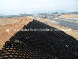 HDPE Van uitstekende kwaliteit Geocell/Geoweb/Geonet van de fabrikant voor Bouw