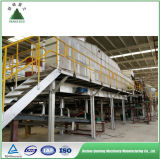 Ordures de Msw de gestion des déchets de ménage triant le système