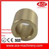 L'usinage CNC de laiton partie