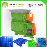 Dura-Destrozar el reciclaje plástico de la máquina automática llena del estirador