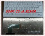 Клавиатура компьтер-книжки/клавиатура разыгрыша для варианта Сони T13 Svt1311s2CS Великобритании