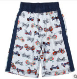 Commerce de gros fabricant de nouveau pantalon d'enfants en été, le garçon dans le pantalon de coton