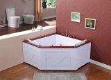 Banheira de Spa banheiras de hidromassagem com água massagem (TLP-667-saia acrílico)