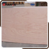 madera contrachapada de 18m m Bintangor para los muebles de China