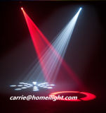 DMX 4PCS die Hoofd Lichtstraal met een LEIDENE van het Patroon Straal bewegen