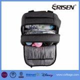 Многофункциональный ворсистый пеленки младенца кладет Backpack в мешки с изменяя пусковой площадкой