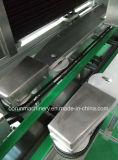 飲料のびんのための2つのヘッドペットPVC収縮の袖の分類機械