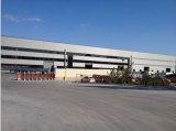Edificio del taller de la producción de la estructura de acero
