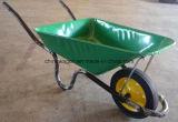 De Kruiwagen van de Markt van de kruiwagen Wb3800/Zuid-Afrika