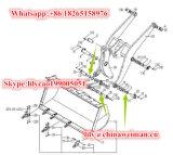 Pezzi di ricambio Bush Lgb302-60*58A2 4043000218 di Sdlg LG933 LG936 LG938 del caricatore genuino della rotella