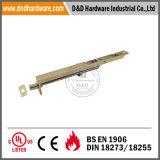 Tornillo de puerta enrasada de cobre amarillo para las puertas con la UL