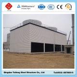 중국 조립식 강철 구조물 차 저장