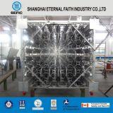 Gnl Lox Lin Lar vaporizador de Ambiente Industrial (SEFIC-400-250)