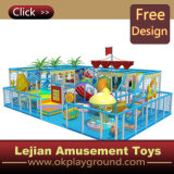 CE Upper Playground Vêtements enfants Indoor Playground système (T1217-1)