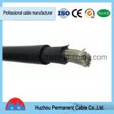 Double TUV câble solaire approuvé isolé de XLPE