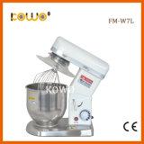 FM-W7l de spiraalvormige Mixer van het Deeg van het Brood van de Mixer van het Deeg van de Mixer 7 Liter