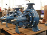 Flux simple de pompe centrifuge de Sucion d'étape simple : tête 62m3/H : 34m