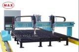 chapa metálica CNC máquina de corte