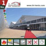barraca grande ao ar livre de alumínio da exposição da extensão do espaço livre da alta qualidade da largura de 40m para a feira profissional