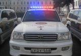 Guide optique Emergency mince superbe de police et de circulation de Senken
