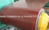 PPGL/PPGI/Color는 Dx51d에 의하여 직류 전기를 통한 PPGI Prepainted 색깔 강철 코일을 입혔다