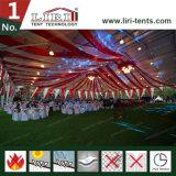 Большой шатер партии для напольного случая с огнезамедлительным