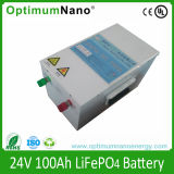 baterias de 24V 100ah LiFePO4 para o carro de golfe elétrico