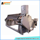 Alta velocidade que corta e máquina do rebobinamento para o papel