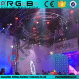 Aluminium-rotierende drehende Disco DJ positionieren Binder
