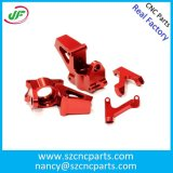 Подгонянные части оборудования CNC высокой точности подвергая механической обработке для едока электронного