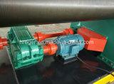 W11s Rouleau à rouleaux superposés Roller Machine à 3 rouleaux