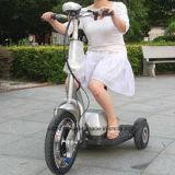 [3وهيلس] [إلكترك] درّاجة ثلاثية حركية [سكوتر] لأنّ بالغ