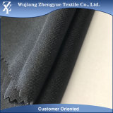 tela uniforme de la gabardina de la tela cruzada del poliester 150d del 100%