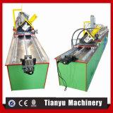 Parafuso prisioneiro de alta velocidade do metal e rolo da trilha que dá forma à máquina