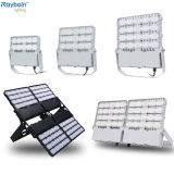 Resistente al agua Piscina Cancha de fútbol Faro de luz 800W Reflector LED