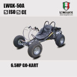 Arranque eléctrico 6.5HP Mini Go Kart