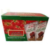 70*25*4boxes 100%年の純度のAlのMudhishの磨き粉のトマトのり