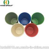 280ml Anhui Nahrungsmittelgrad-biodegradierbare nette Milch Composable Bambusfaser-Cup