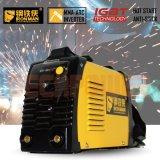 De Machine van het Lassen van de Omschakelaar van IGBT 230V MMA 160A met Heet Begin
