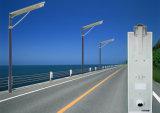 IP 사진기 (KSL215C)를 가진 신식 태양 가로등