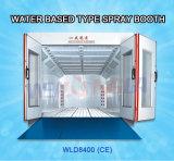 Будочка автоматической воды автомобильного автомобиля Ce Wld8400 - основанная/Waterborne картины/будочка брызга краски