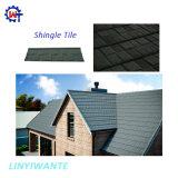 Шингл типа строительных материалов из стали с покрытием из камня миниатюры на крыше