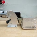 Mandrino rotativo automatico per la marcatura del laser della fibra sugli anelli del metallo, tubi, cuscinetti