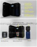Sistema plástico do difusor do perfume dos PP com as baterias de trabalho Hz100 do difusor fixado na parede do aroma