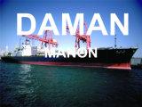 Ar/Mar rápido serviço de logística de Guangzhou para Daman