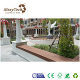 Jardin extérieur moderne WPC Decking composite de bois bon marché