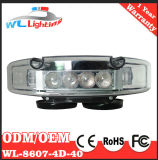 mini police Lightbar du guide optique 40W de 4D DEL